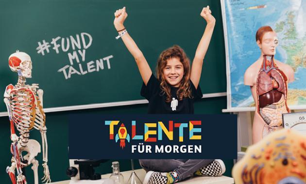Talente für morgen