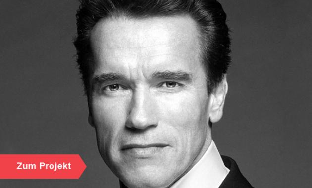 Zum Projekt - Schwarzenegger