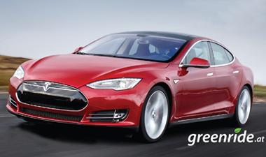 Greenride Tesla