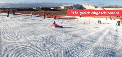 Schneeerlebniswelt 2.0.